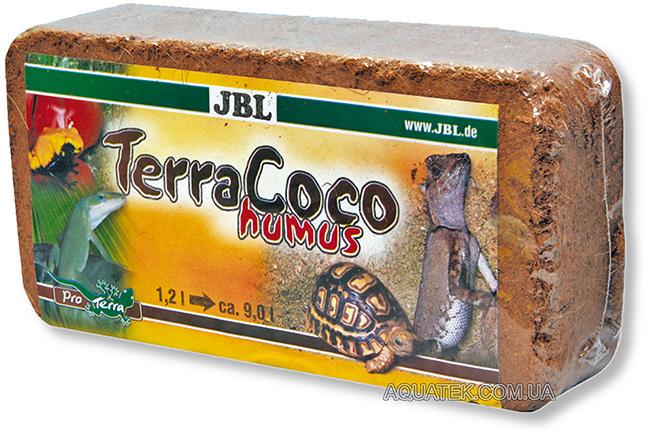 Кокосовый грунт JBL TerraCoco Humus
