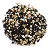 Грунт NechayZOO черно-белый, средний 2-3 мм, 10 кг