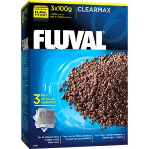 Наполнитель для удаления фосфатов, нитритов и нитратов Fluval ClearMax, 300 гр.