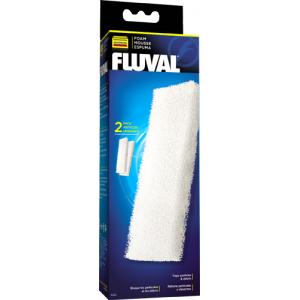 Губки механической очистки 2 шт для внешних фильтров Fluval 205/206, 305/306