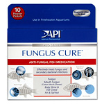 Лекарственный препарат API Fungus Cure Powder Packets 10 шт.