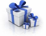 Акции и подарки 2018