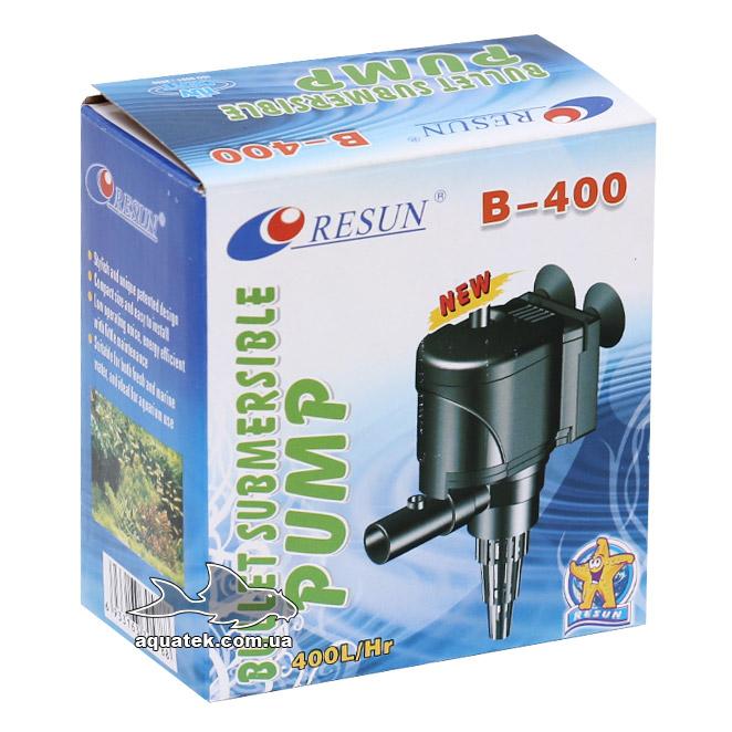 Насос для аквариума Resun B-400