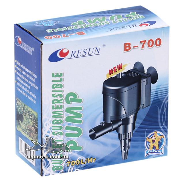 Насос для аквариума Resun B-700