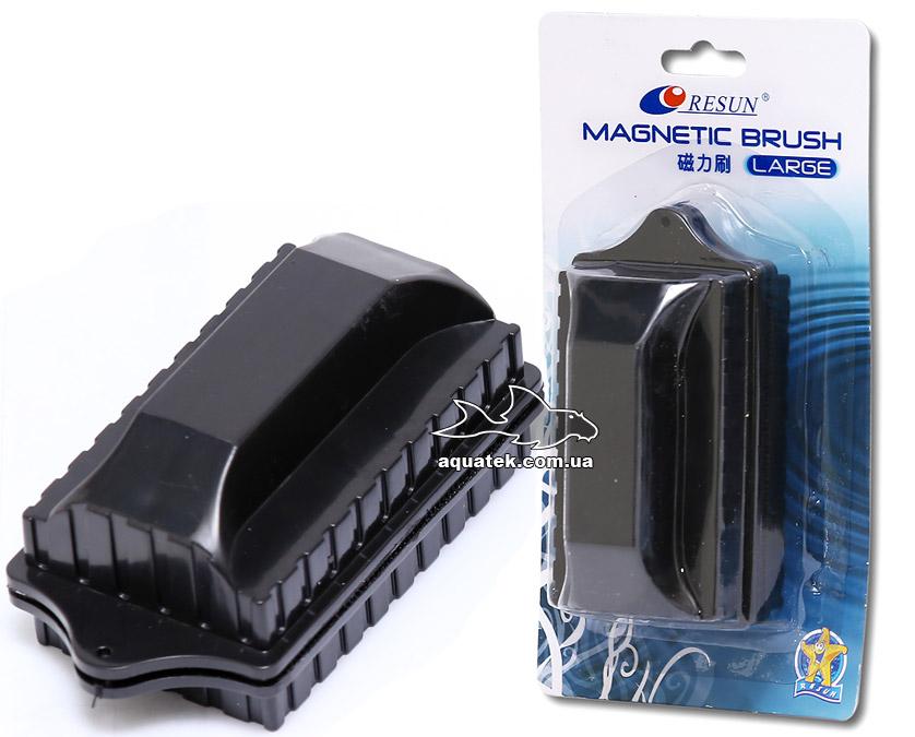 Resun MB-L - аквариумный магнитный очиститель (скребок), для стекол до 12 мм