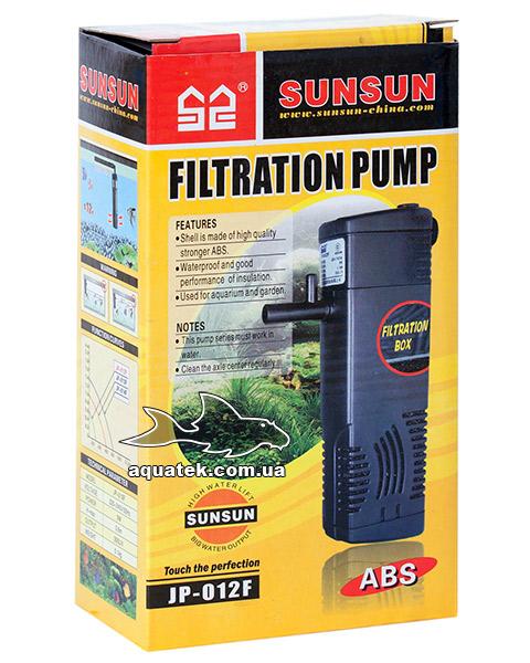 SunSun JP-012F - внутренний фильтр для аквариума 75-100 литров