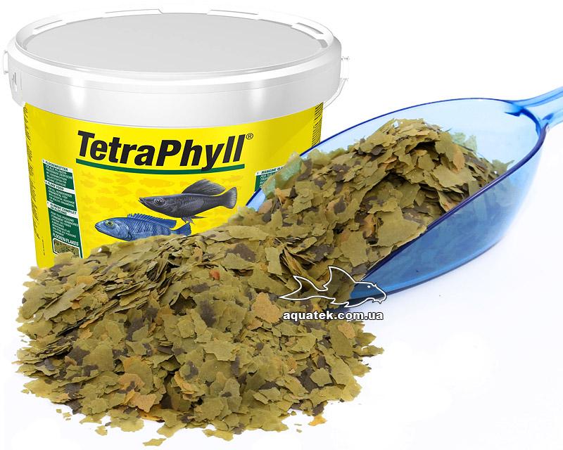 Корм на развес TetraPhyll 250 мл (50 грамм)