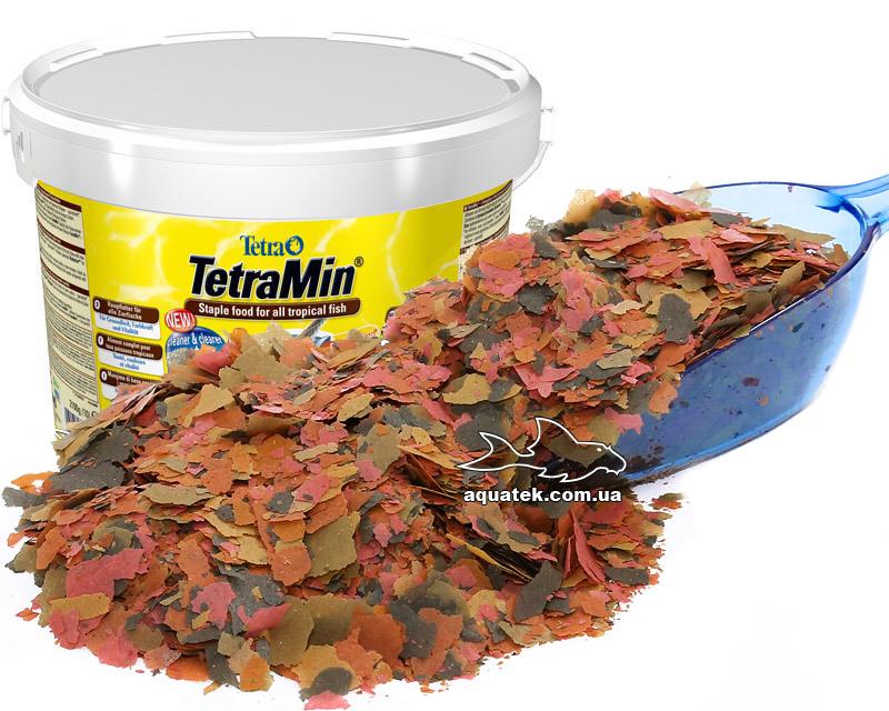 Корм на развес TetraMin 1000 мл (200 грамм)