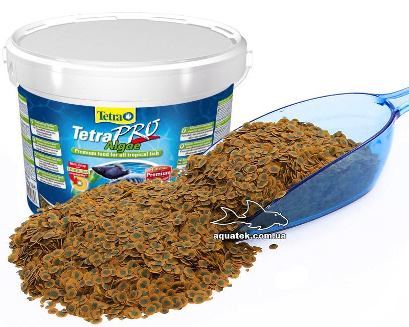 Корм на развес TetraPro Algae 250 мл (50 грамм)