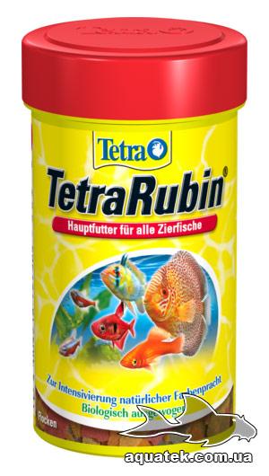 Корм TetraRubin 250 мл.