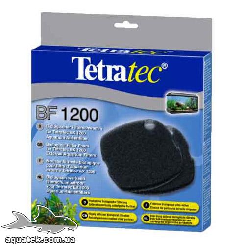 Tetratec BF 1200 - фильтрующая губка (2 шт)