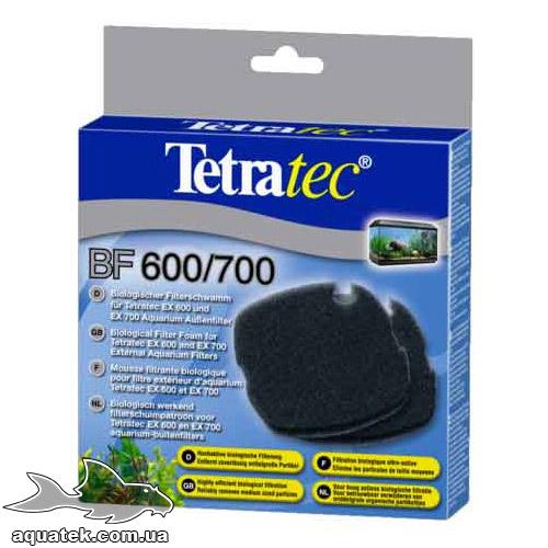 Tetratec BF 600/700 - фильтрующая губка (2 шт)