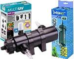 UV-стерилизаторы, UV-лампы