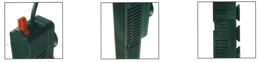 Нагреватель Fluval E100 для аквариума до 120 литров