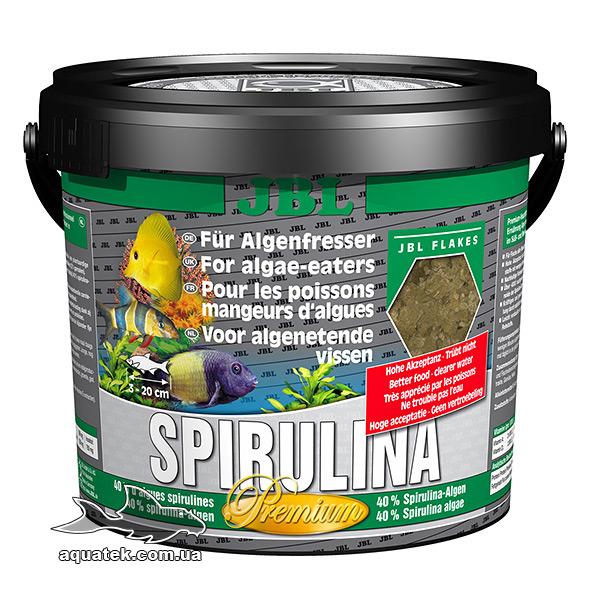 JBL Spirulina - (40%), 5500 ml