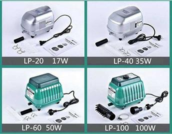 Воздушный компрессор Resun LP-40 - 50 литров воздуха в минуту