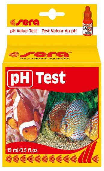 Sera pH-тест (sera pH-Test)