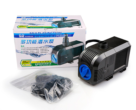 SunSun HJ-2500 - насос для фонтана и пруда
