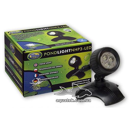 Светильник для пруда AquaNova NHP3 LED