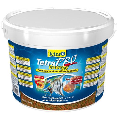 Корм TetraPro Energy 10 литров.