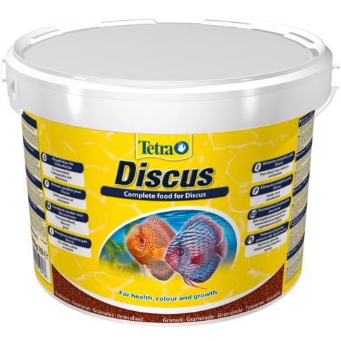Корм Tetra Discus  10 литров.