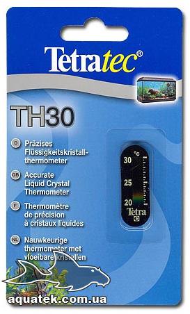 Tetra TH30 - термометр для аквариума.