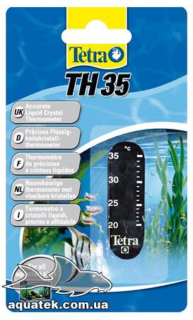 Tetra TH35 - термометр для аквариума.